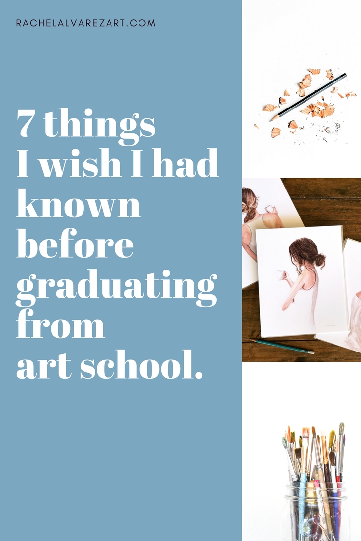 10 thingsI wish I had known before graduating from art school.-2